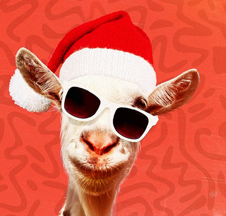 Rock The Goat - Cafédirect Producers' Foundation | Christmas fundraising | Scoop.it