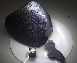 Rare Water-Rich Mars Meteorite Discovered | Amazing Science | Scoop.it