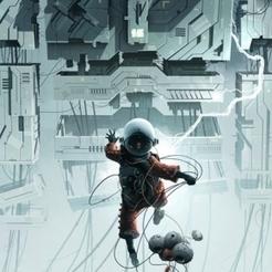 The Stunning Artwork of Derek Stenning | Derek Stenning Sci-Fi Illustrations - This Is Cool | Fine Art and Illustration | Scoop.it