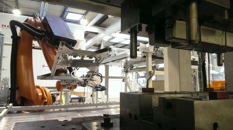 Pinette coinvente la production de pièces composites à la minute | 3D Printing revolution | Scoop.it