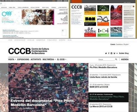 Quan va despertar, el web encara hi era | Article | CCCB LAB | Cc4Td | Scoop.it