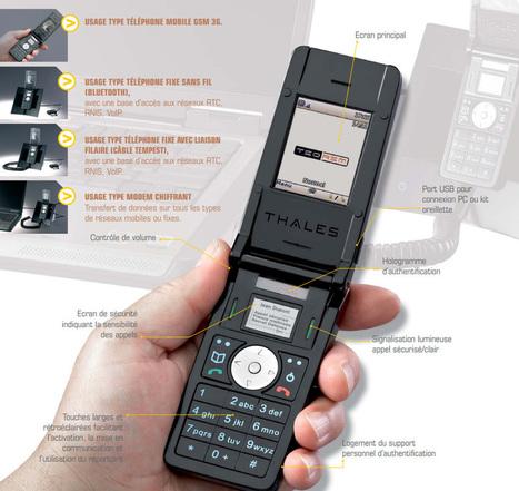 NSA : l'Elysée a encore du mal à utiliser les téléphones cryptés | Geeks | Scoop.it