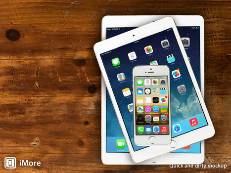 Imagining the iPad 5 and iPad mini 2: What we expect Apple to cover next! | Technology | Scoop.it