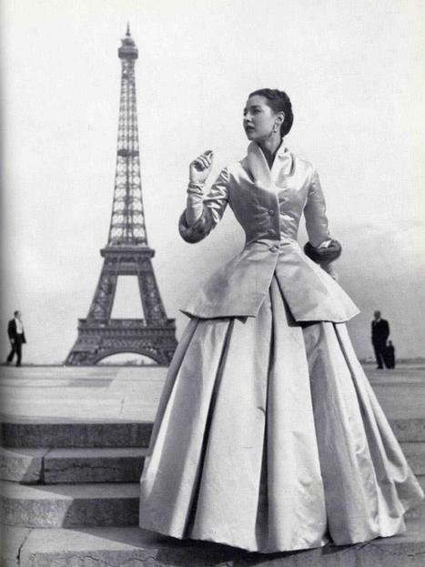 A Return to Dior's New Look | Vintage and Retro Style | Scoop.it
