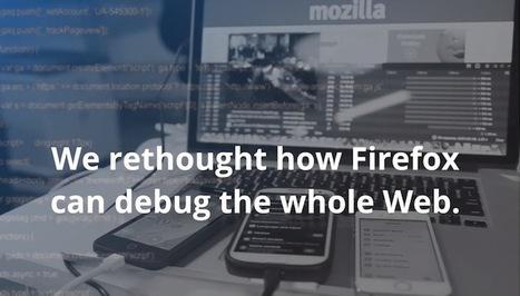 Mozilla lance un nouveau navigateur spécifiquement pour les développeurs | Duallip into the web | Scoop.it
