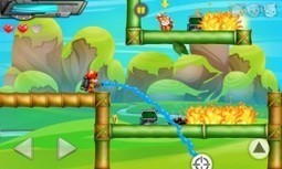 Fireman : Save the animals from the flames | Tech Cookies - Everything about Android | Scoop.it