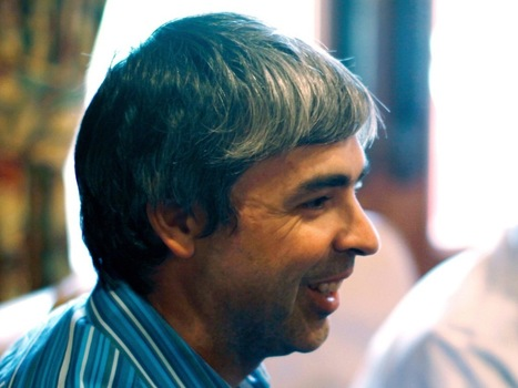 There's A Pretty Big Tension In How Larry Page Is Running Google   Homo Janus   Scoop.it