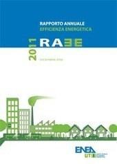 Rapporto Annuale Efficienza Energetica 2011 — Enea | Efficienza energetica, risparmio, incentivi | Scoop.it