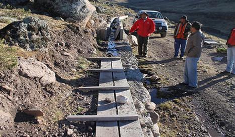 YAUYOS - Inauguran sistema de riego y capacitan a agricultores en la provincia de Yauyos | Integracion Regional | Scoop.it