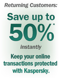 Kaspersky Coupon Codes upto 50% Discount and Renewals | Software Coupons | Scoop.it