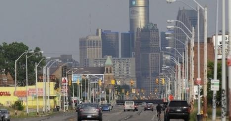 China Cashes In on Bankrupt Detroit | Economics | Scoop.it