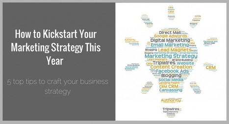 How to Kickstart Your Marketing This Year | Elite Room | Marcom | Scoop.it