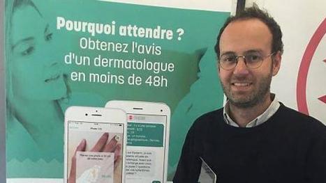 Santé. Avec Epiderm, consultez le dermato sur votre smartphone #hcsmeufr | Mobile | Scoop.it