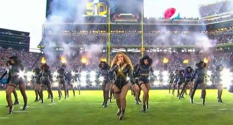 Angry cops throw a hissy fit over Beyonce's 'anti-police' Super Bowl halftime show | CLOVER ENTERPRISES ''THE ENTERTAINMENT OF CHOICE'' | Scoop.it