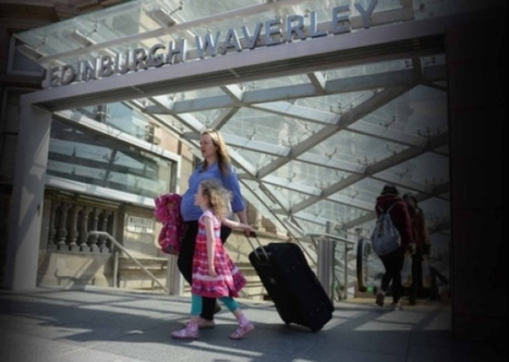 Golf-style buggies among plans for revamped Waverley Station - News - Scotsman.com | Today's Edinburgh News | Scoop.it