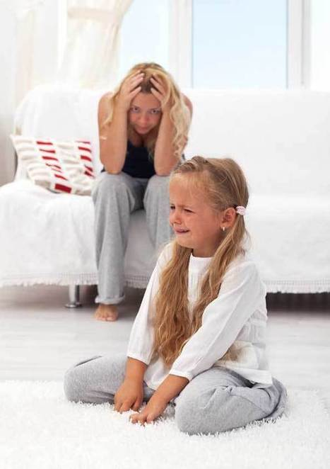 Symptoms of Separation Anxiety Disorder in Children | anxiety disorder in children | Celebrities and Family Law Issues | Scoop.it