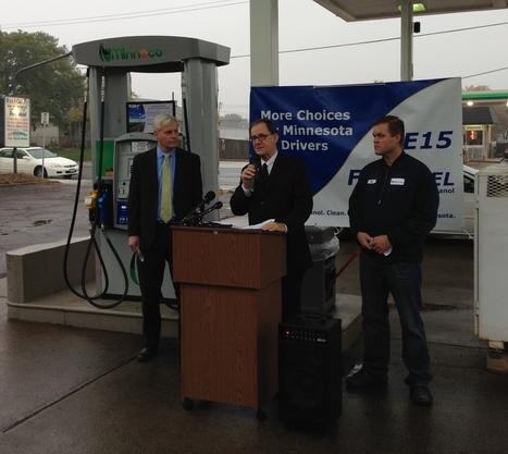 Minnesota ag commissioner endorses E15 ethanol blend | oilseed | Scoop.it