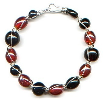 Jewelry Making Tutorials. News How To Make Jewelry, Beading, Wire Jewelry, Chain maille: DIY: Featured Wire Bangle Tutorials | artisan jewelry | Scoop.it