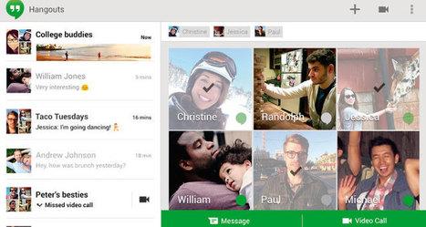 Cómo compartir tus Hangouts en tu blog | El rincón de mferna | Scoop.it