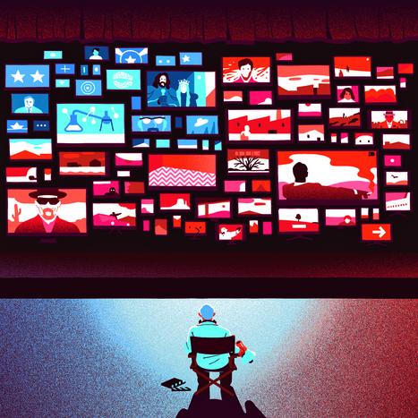 Les séries, nouvel horizon du cinéma français ? | La bibliothèque, la musique, les films, et bien d'autres | Scoop.it
