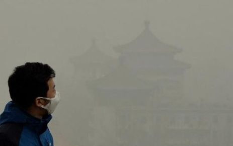 "La Chine s?arme pour une difficile ""guerre contre la pollution"" 