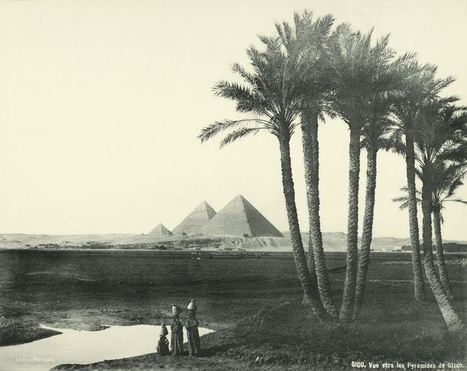 Egypt Through Time: Photographs From 1800-2013 | What's new in Visual Communication? | Scoop.it