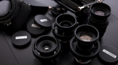 How To Convert Photography Lenses into Cine Lenses - DIY Photography | Books, Photo, Video and Film | Scoop.it