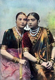 The Nautch girls. Indian dancers. | Indian Dance, History, and Scholarship | Scoop.it