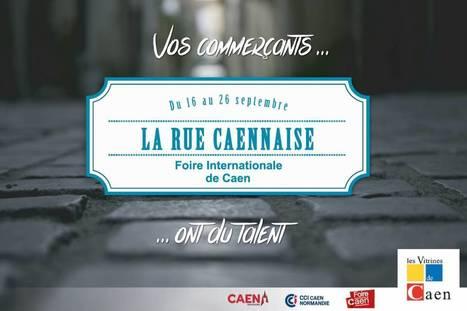 Actualités - La Rue Caennaise   Unions Commerciales   Scoop.it