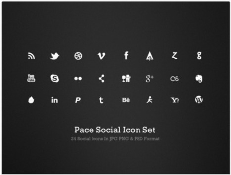20 Free Clean Icon Sets for Your Web Designs | Design | Scoop.it