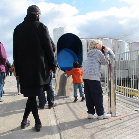 Sounds Of Sea, l'installazione scultorea di Jellicoe Harbour   DESARTSONNANTS - CRÉATION SONORE ET ENVIRONNEMENT - ENVIRONMENTAL SOUND ART - PAYSAGES ET ECOLOGIE SONORE   Scoop.it