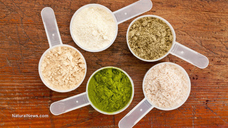 Top 5 sources of plant protein | Chlorella | Scoop.it