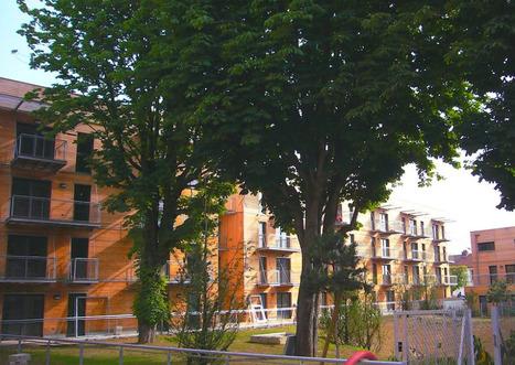 A Vitry-sur-Seine, Françoise-Hélène Jourda RESSUSCITE «l'esprit de la cité-jardin» - Réalisations - LeMoniteur.fr   The Architecture of the City   Scoop.it