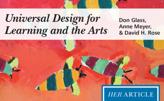 @DavidRose_CAST Universal Design for Learning and the Arts:Harvard Educational Review | Students with dyslexia & ADHD in independent and public schools | Scoop.it