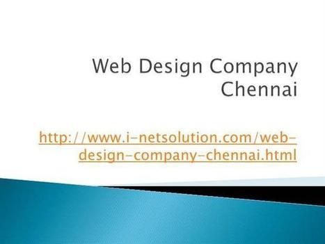 Web Design Company Chennai Ppt Presentation | web design company Chennai | Scoop.it