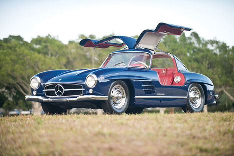 Iconic Mercedes-Benz 300SL 'Gullwing' to be featured at Auctions America's Fort Lauderdale sale   Chinese Rocket parts Collection.........FOR SALE   Scoop.it