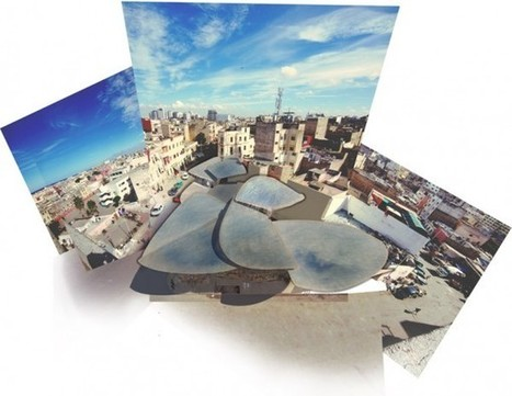 A Sustainable Market Square for Casablanca | green streets | Scoop.it