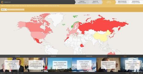 """Data - Climat HD, Carbon Risk… Ces applications Web pour comprendre la COP21   """"green business""""   Scoop.it"""