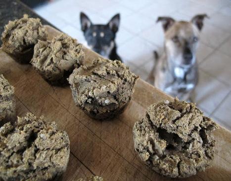 Rambling Vegans: Pumpkin Pie for the Pups Muffins | Annie Haven | Haven Brand | Scoop.it