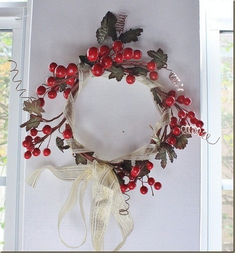 If only sweat were irrigation...: Christmas at my house | Garden Style | Scoop.it