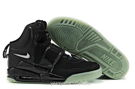 Nike Air Yeezy 1 Black/White [Yeezys-03] - $84.99 : | Cheap air yeezy for sale online | Scoop.it
