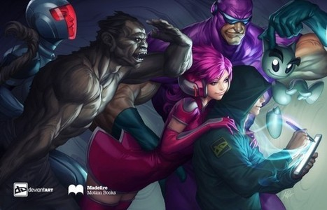 "DeviantART Teams with Madefire for Digital ""Motion Books"" Comics 