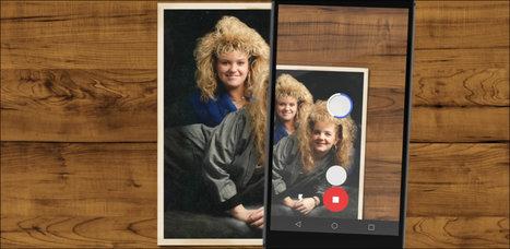 La solution Google pour vos vieilles photos | basantis | Scoop.it