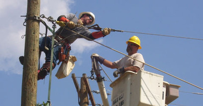 Utility Lineworker Training | Line workers | Scoop.it