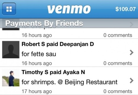 Venmo Opens Mobile Payments Social Network to the Public | Payments 2.0 | Scoop.it