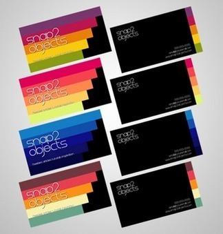 50 plantillas de tarjetas de presentación en PSD ~ Diseño | web | Noticias de diseño gráfico | Scoop.it