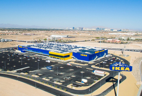 Largest Retail Solar Array in Nevada Belongs to IKEA | Sustainable Real Estate | Scoop.it