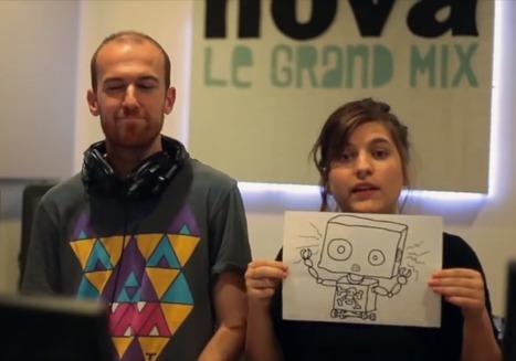 Un robot animateur bientôt sur Radio Nova ? | WE DEMAIN. Une revue, un site, une communauté pour changer d'époque | Scoop.it