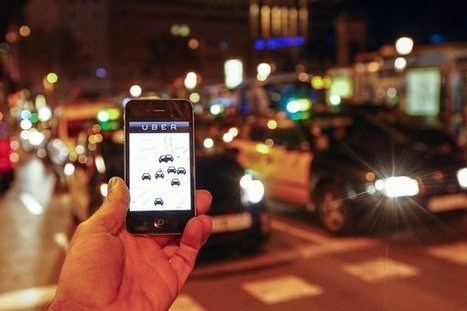 Uber, a Rising Business Model That Could Change How You Work | Peer2Politics | Scoop.it