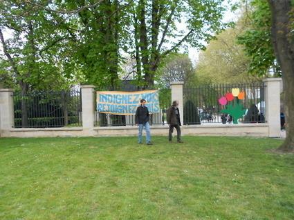 15 avril, St Denis Fête de la Tulipe | #marchedesbanlieues -> #occupynnocents | Scoop.it